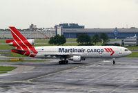 PH-MCS @ EHAM - McDonnell-Douglas MD-11CF [48618] (Martinair cargo) Amsterdam-Schiphol~PH 10/08/2006