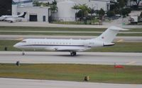 N15SD @ FLL - Global Express
