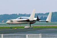 F-PJLB @ LFAC - Rutan Long-Ez [1344] Calais~F 13/08/2006