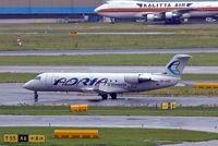 S5-AAE @ EHAM - Canadair CRJ-200LR [7170] (Adria Airways) Amsterdam-Schiphol~PH 11/08/2006