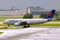 TC-OAA @ EHAM - Airbus A300B4-605R [744] (Onur Air) Amsterdam-Schiphol~PH 10/08/2006 - by Ray Barber