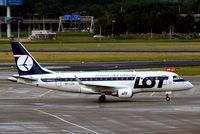 SP-LDG @ EHAM - Embraer Emb-170-100LR [17000065] (LOT Polish Airlines) Amsterdam-Schiphol~PH 10/08/2006