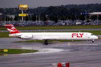 TC-AKN @ EHAM - TC-AKN   McDonnell-Douglas DC-9-83 [53186] (World Focus Airways) Amsterdam-Schiphol~PH 11/08/2006