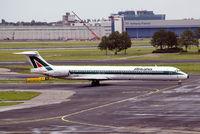 I-DANW @ EHAM - McDonnell-Douglas DC-9-82 [53206] (Alitalia) Amsterdam-Schiphol~PH  10/08/2006