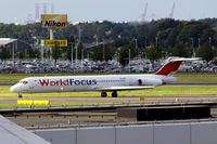 TC-AKL @ EHAM - McDonnell-Douglas DC-9-83 [53184] (World Focus Airways) Amsterdam-Schiphol~PH 10/08/2006