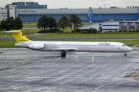 LN-ROS @ EHAM - McDonnell-Douglas DC-9-82 [49421] (Snowflake/SAS) Amsterdam-Schiphol~PH 10/08/2006