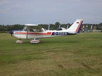 D-EKKN @ EBDT - Schaffen Diest Oldtimer Fly In, Belgium - by Henk Geerlings