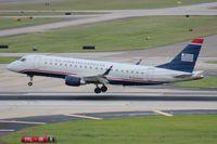 N132HQ @ TPA - US Airways E175