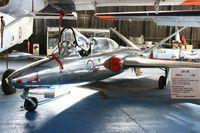 486 @ LFOC - Fouga CM-170R Magister, Canopée Museum Châteaudun Air Base 279 (LFOC) - by Yves-Q