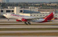 N332QT @ MIA - Avianca Cargo A330-200F