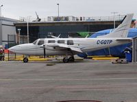C-GQTP @ YTZ - C-GQTP at Billy Bishop Toronto centre airport - by Jack Poelstra