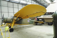FK338 @ EGYK - Being displayed at the York Air Museum - by Guitarist