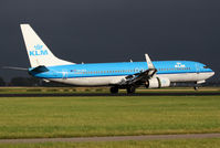 PH-BXG @ EHAM - KLM B737 - by Thomas Ranner