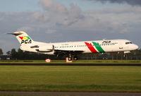 CS-TPA @ EHAM - PGA Fokker 100 - by Thomas Ranner
