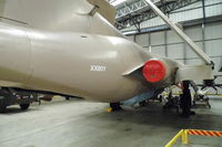 XX901 @ EGYK - Back end view. At the York Air Museum - by Guitarist
