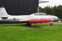 21417 @ EGYK - At the York Air Museum - by Guitarist