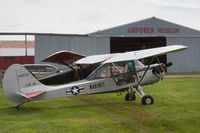 N307K @ IA27 - At Antique Airfield, Blakesburg - by alanh