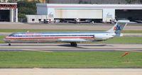 N570AA @ TPA - American MD-83