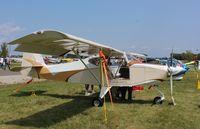 N356AZ @ KOSH - Just Aircraft Escapade
