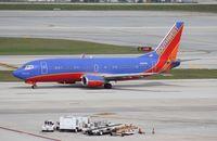 N601WN @ FLL - Southwest 737-300