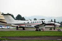 G-RANN @ EGPN - On the apron at Dundee Riverside EGPN - by Clive Pattle