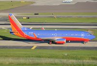 N642WN @ TPA - Southwest 737-300