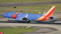 N647SW @ TPA - Southwest Triple Crown One 737-300