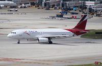 N681TA @ MIA - Taca A320
