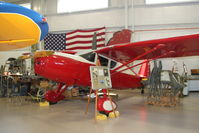 N18695 @ I74 - At the Champaign Aviation Museum - by Glenn E. Chatfield