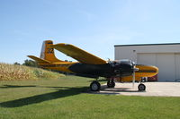 C-GHLX @ I74 - At the Champaign Aviation Museum - by Glenn E. Chatfield
