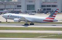 N786AN @ MIA - American 777-200
