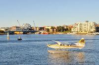 C-GOPP @ CYWH - Victoria Inner Harbour Airport - by Alex Feldstein