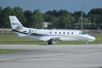 N913CL @ ORL - Citation 560XL