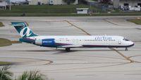N940AT @ FLL - Air Tran 717-200