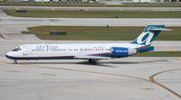 N966AT @ FLL - Air Tran 717