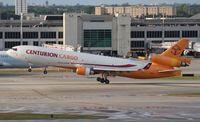 N985AR @ MIA - Centurion MD-11