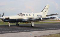 N1040C @ LAL - TBM-700 - by Florida Metal