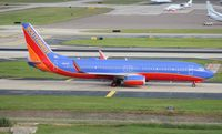 N8605E @ TPA - Southwest 737-800