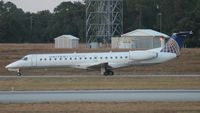 N12934 @ PNS - United Express E145 - by Florida Metal