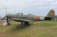 N91448 @ LAL - Bell P-63C