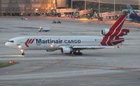 PH-MCP @ MIA - Martinair MD-11F