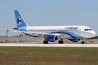 XA-VCT @ MIA - Interjet A320