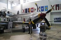 44-74216 - P-51D at Battle Ship Alabama - by Florida Metal
