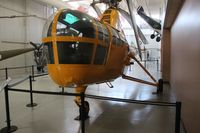 48-558 - H-5G Dragonfly at Army Aviation Museum - by Florida Metal