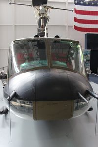 60-3554 - UH-1B at Army Aviation Museum