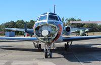 150985 @ NPA - T-39D Sabreliner