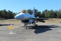 163572 @ NPA - Navy F-16 - by Florida Metal