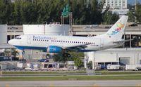 C6-BFE @ FLL - Bahamas Air 737-500