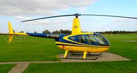 G-DCSE @ EGCB - At the City Airport Manchester - by Guitarist