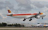 EC-LUX @ MIA - Iberia A330-300